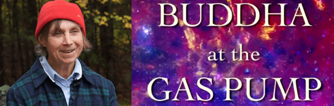 Cynthia's Interview on Buddha at the Gas Pump – February 2021
